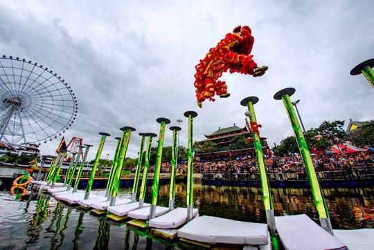 Miễn phí vé vào cửa, tưng bừng sự kiện, Công viên châu Á là điểm đến hấp dẫn dịp Tết này - Ảnh 4.