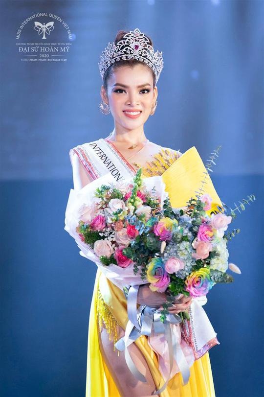 Cận cảnh nhan sắc tân Hoa hậu Chuyển giới Việt Nam - Ảnh 3.
