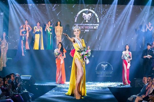Cận cảnh nhan sắc tân Hoa hậu Chuyển giới Việt Nam - Ảnh 2.