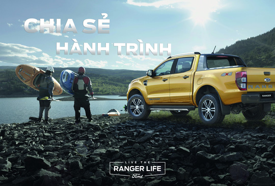 Live The Ranger Life - bán một chiếc xe, tặng cả hành trình - Ảnh 6.