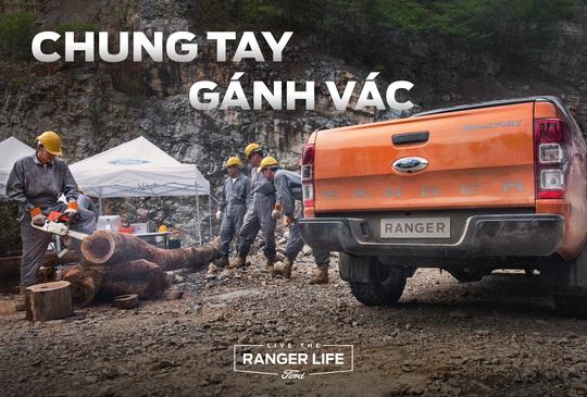 Live The Ranger Life - bán một chiếc xe, tặng cả hành trình - Ảnh 5.