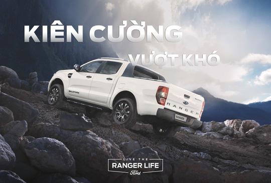 Live The Ranger Life - bán một chiếc xe, tặng cả hành trình - Ảnh 4.