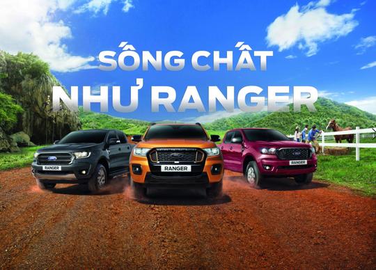 Live The Ranger Life - bán một chiếc xe, tặng cả hành trình - Ảnh 2.
