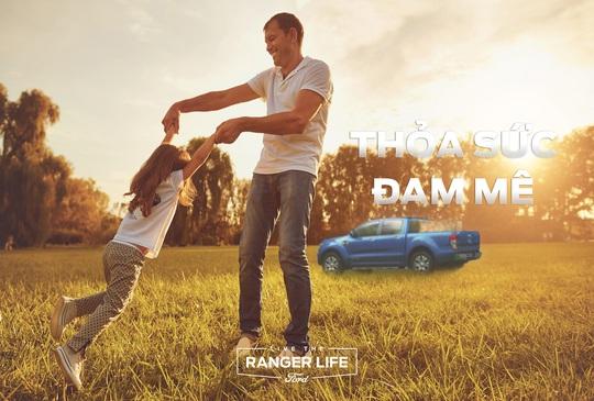 Live The Ranger Life - bán một chiếc xe, tặng cả hành trình - Ảnh 7.
