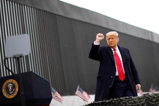 Ông Donald Trump bất ngờ mở văn phòng vì lợi ích nước Mỹ - Ảnh 1.