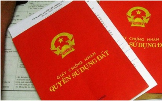Một số quy định mới về sổ đỏ sắp được áp dụng - Ảnh 1.