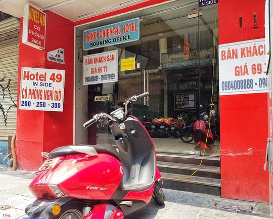 Khách sạn tại Hà Nội ế ẩm nhất trong 15 năm - Ảnh 1.