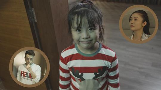 MC Danh Tùng bất ngờ với hành động của bé gái 6 tuổi - Ảnh 4.