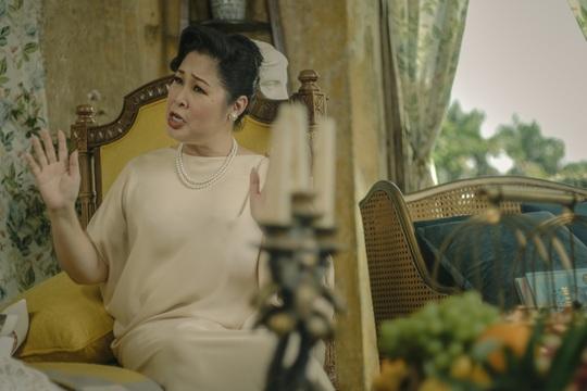 """NSND Hồng Vân hóa """"ác nữ"""" trong """"Gái già lắm chiêu V"""" - Ảnh 5."""