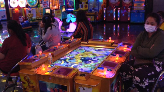 Bắt quả tang 40 đối tượng đánh bạc tại 1 trung tâm thương mại ở Rạch Giá - Ảnh 4.