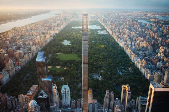 Những thiết kế kiến trúc cao ốc táo bạo - Ảnh 9.