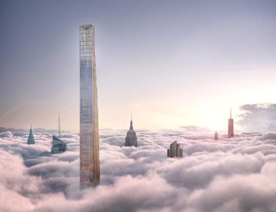 Những thiết kế kiến trúc cao ốc táo bạo - Ảnh 10.