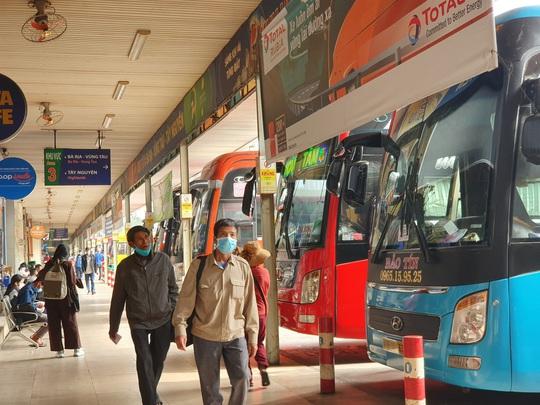 Dừng toàn bộ hoạt động xe khách từ TP HCM đi Quảng Ninh, Hải Dương và ngược lại - Ảnh 1.