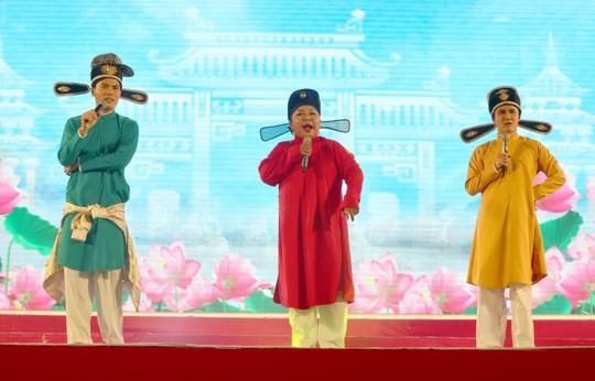 """Gala Mai Vàng 2021 - """"Tết yêu thương"""": Huỳnh Lập khuấy động với Táo quân du Xuân - Ảnh 3."""