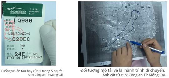 Bác thông tin 5 người Trung Quốc bị bắt giữ tại Kon Tum đã nhập cảnh ở Móng Cái - Ảnh 2.