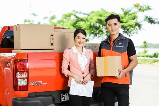 Bước đi đột phá của Lalamove: Cung cấp dịch vụ giao hàng bằng xe tải - Ảnh 1.