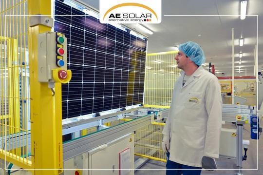 AE Solar triển khai xây dựng nhà máy sản xuất mô đun năng lượng mặt trời mới tại Thổ Nhĩ Kỳ - Ảnh 1.