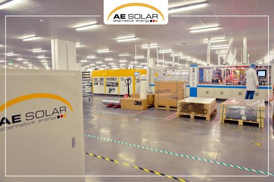 AE Solar triển khai xây dựng nhà máy sản xuất mô đun năng lượng mặt trời mới tại Thổ Nhĩ Kỳ - Ảnh 2.