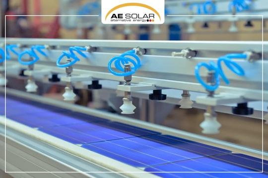 AE Solar triển khai xây dựng nhà máy sản xuất mô đun năng lượng mặt trời mới tại Thổ Nhĩ Kỳ - Ảnh 3.