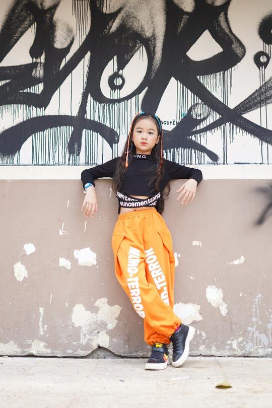 Sena Minh Anh thần tượng Fashionista của giới trẻ trong tương lai - Ảnh 1.