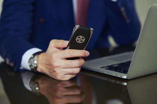 XOR - Thương hiệu điện thoại xa xỉ mới kế thừa tinh hoa Vertu - Ảnh 3.