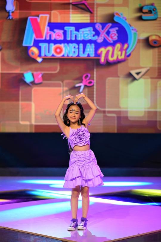 Sena Minh Anh thần tượng Fashionista của giới trẻ trong tương lai - Ảnh 4.
