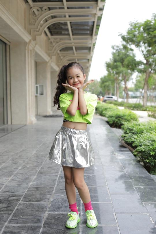 Sena Minh Anh thần tượng Fashionista của giới trẻ trong tương lai - Ảnh 6.