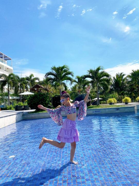 Sena Minh Anh thần tượng Fashionista của giới trẻ trong tương lai - Ảnh 7.