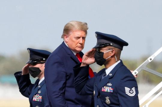 """Tổng thống Trump sẽ cho Iran """"ăn cú chót""""? - Ảnh 1."""