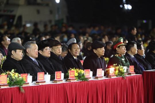 Thủ tướng dự Lễ đón nhận Bằng xếp hạng Di tích lịch sử Quốc gia Khu di tích Bạch Đằng Giang - Ảnh 3.