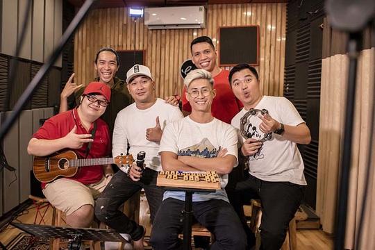 Nhóm MTV trở lại với dự án Âm nhạc không giới hạn - Ảnh 1.