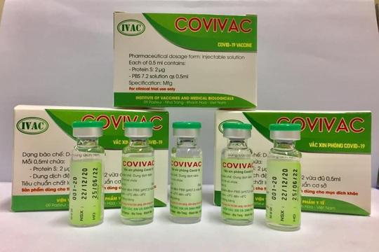 Vắc-xin Covid-19 thứ 2 của Việt Nam sắp được thử nghiệm trên người - Ảnh 1.