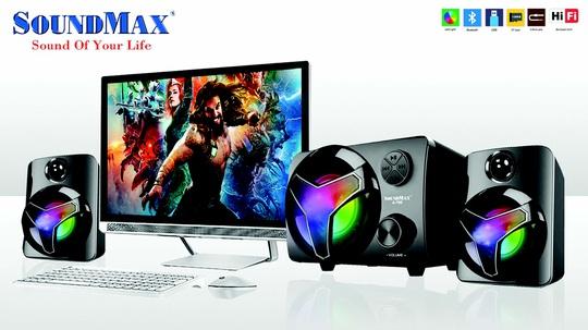 SoundMax A-700: thêm sắc màu cho từng giai điệu - Ảnh 1.
