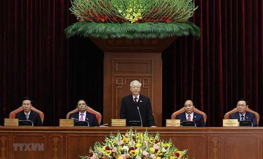 Chùm ảnh: Tổng Bí thư, Chủ tịch nước Nguyễn Phú Trọng tái đắc cử - Ảnh 5.
