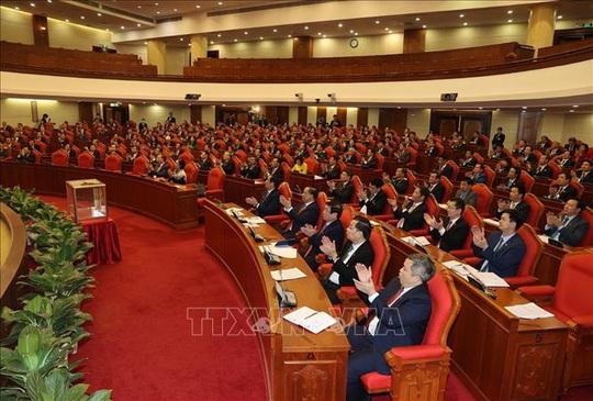 Chùm ảnh: Tổng Bí thư, Chủ tịch nước Nguyễn Phú Trọng tái đắc cử - Ảnh 8.
