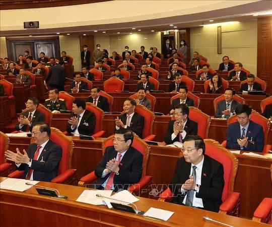 Chùm ảnh: Tổng Bí thư, Chủ tịch nước Nguyễn Phú Trọng tái đắc cử - Ảnh 9.