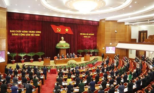 Chùm ảnh: Tổng Bí thư, Chủ tịch nước Nguyễn Phú Trọng tái đắc cử - Ảnh 11.