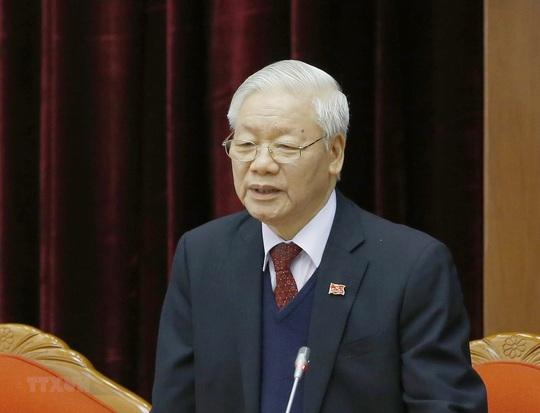Chùm ảnh: Tổng Bí thư, Chủ tịch nước Nguyễn Phú Trọng tái đắc cử - Ảnh 7.