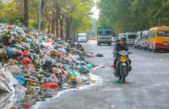 Thanh tra toàn diện công tác vệ sinh môi trường liên quan đến Công ty Minh Quân - Ảnh 1.