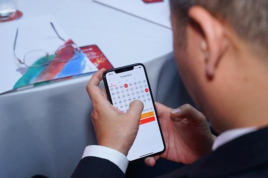 Vietlott SMS - sự thuận tiện cho người chơi xổ số thời @ - Ảnh 1.