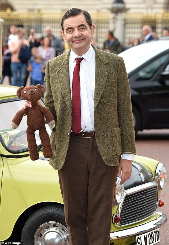 Rowan Atkinson chán ghét vai diễn Mr Bean - Ảnh 3.