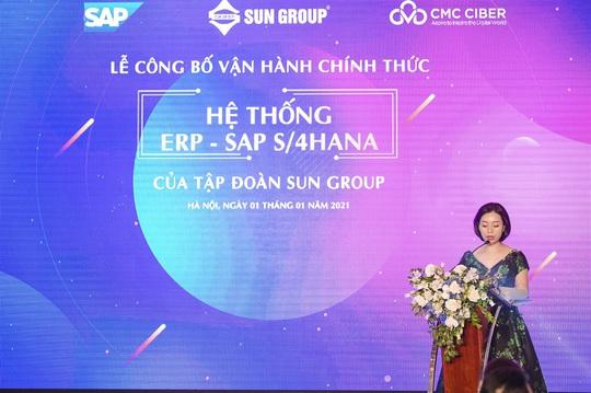 Thần tốc triển khai SAP S4HANA, Sun Group tiếp tục bứt phá ngay cả trong giai đoạn Covid-19 - Ảnh 2.