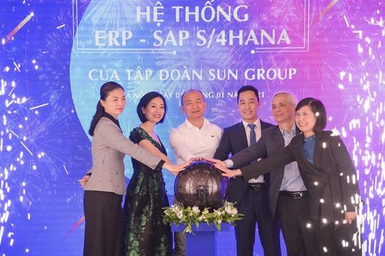 Thần tốc triển khai SAP S4HANA, Sun Group tiếp tục bứt phá ngay cả trong giai đoạn Covid-19 - Ảnh 1.