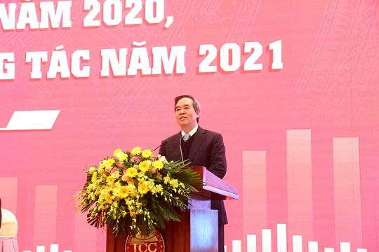 Trưởng Ban Kinh tế Trung ương: Nâng cao công tác dự báo kinh tế vĩ mô - Ảnh 1.