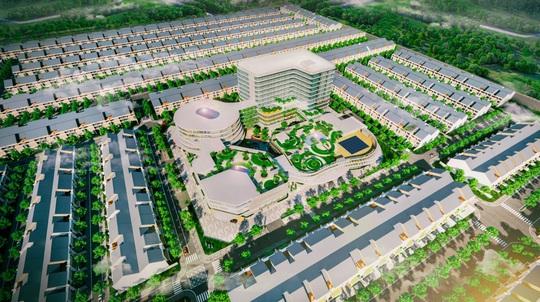Cát Tường Phú Hưng – Khu đô thị hạt nhân vùng công xưởng Bình Phước - Ảnh 1.