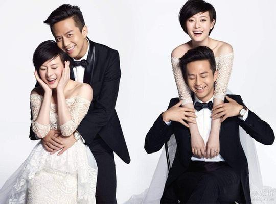 4 cặp vợ chồng sao châu Á đang sở hữu hạnh phúc vàng - Ảnh 3.