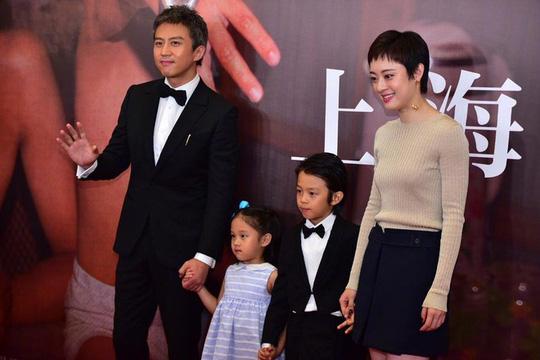 4 cặp vợ chồng sao châu Á đang sở hữu hạnh phúc vàng - Ảnh 4.