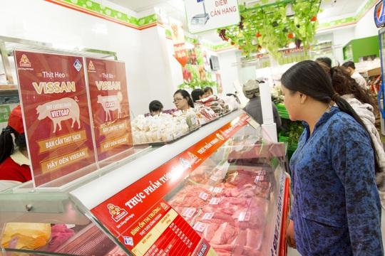 Giá heo hơn tăng thêm 2.000 đồng/kg chỉ trong 5 ngày - Ảnh 1.