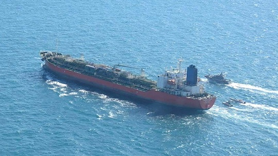Iran đòi Hàn Quốc trả lại 7 tỉ USD - Ảnh 1.