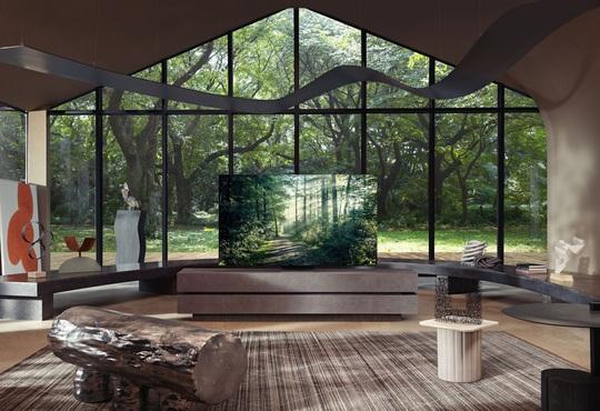Samsung Electronics ra mắt các dòng sản phẩm Neo QLED, MICRO LED và Lifestyle TV 2021 - Ảnh 1.